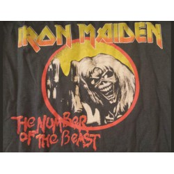 Iron maiden - The number of...