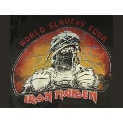 Iron maiden - World slavery...