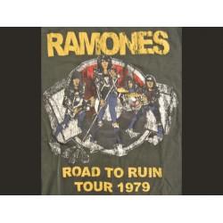 Ramones - Road to ruin tour...