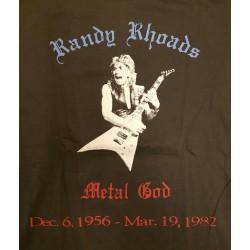 Randy Rhoades - Metal God