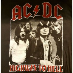 """AC/DC """"Highway to hell"""""""