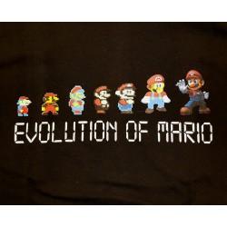 """Super Mario """"Evolution of..."""