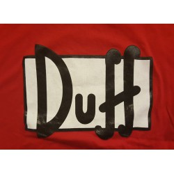 """Duff """"The Simpsons"""""""