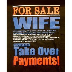For sale Wife