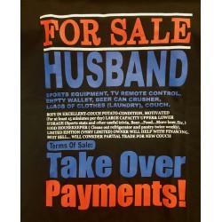 For sale Husband