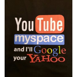 Youtube my space and i...