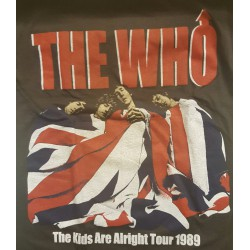 """The Who """"The Kids are..."""