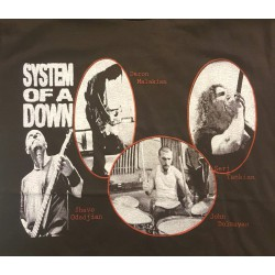"""System of a down """"Live in..."""