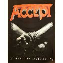 """Accept """"Objection overruled"""""""
