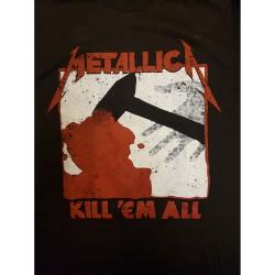 """Metallica """"Kill e´m All"""""""