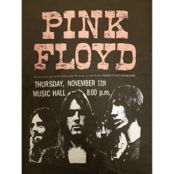 "Pink Floyd ""Music Hall"""