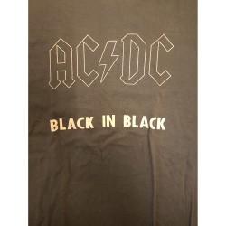 """AC/DC """"Black in Black"""""""