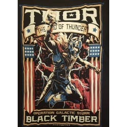 "Thor ""The god of Thunder"""