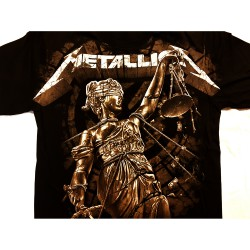 """Metallica """"In Justice for all"""""""
