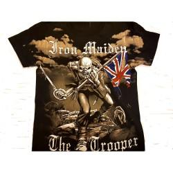 "Iron Maiden ""The Trooper"""