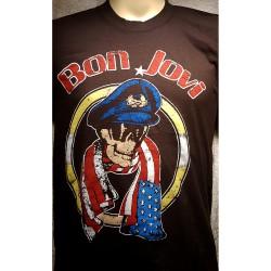 "Bon Jovi ""We came we saw"""