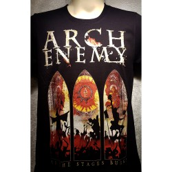 """Arch Enemy """"As the stages..."""