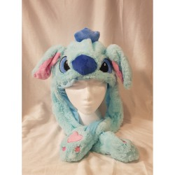 Stitch Mössa med viftande öron
